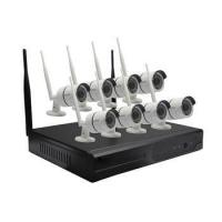 Quality 8CH Wireless IP Camera & NVR Security NVR Kit1 Set/Sets for sale