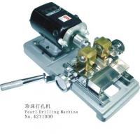 China Mold Release Spray Pearl Drilling Machine on sale