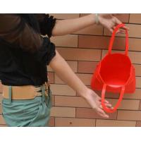 All silicone thin candy handbag