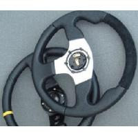 Racing Car Steering Wheel in Many Different Colors