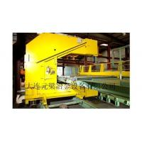 Quality Flat ingot 3 wheel vertical band saw for sale