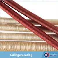 Quality Food Collagen Casing for sale