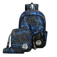 Cheap Custom Whosale New Fashion Design Good Quality Leisure Style Durable School Backpack Bag Sets