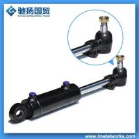 Single Acting Hydraulic Lift Cylinder For Elevator