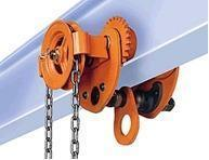 Quality Chain hoist series GCL Geared Trolley for sale