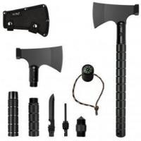 China iunio Camping Axe [16 inch Length] with Sheath Survival Hatchet Portable on sale