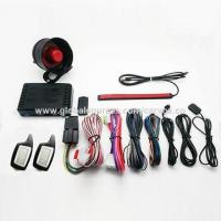 China Car Alarm System with Remote Engine Starter on sale