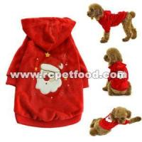 China dog clothes in winter on sale