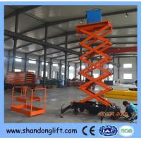 Mobile aerial work platform 10m Four-wheel work platform