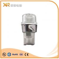 China X555-40 E14 Oven Lamp Base, Holder Ceramic Lamp Holder Fittings, with Flat Glass Cover on sale