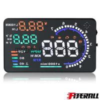 Head Up Display FA-HUD-G5, Head Up Display for Car, OBD-II plug and play, 5 Colors
