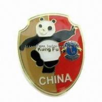 Buy cheap Button Badge Metal Badge from wholesalers