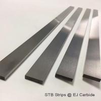 tungsten carbide STB carbide flat strips and STB bars in mm