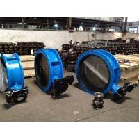 Quality Electric linear soft seal butterfly valve for sale