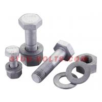 Quality CRUSHER PARTS ASTM A490 Alloy Steel Structure Bolt Set for sale