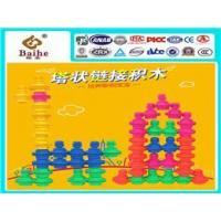 Tower link toy Building Block