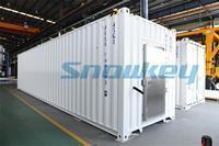 Quality Concrete Cooling System Automatic Ice Storage for sale