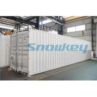 Buy cheap Concrete Cooling System Combined Ice Storage from wholesalers