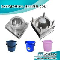 Plastic bucket mould with different design