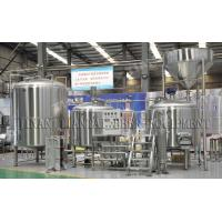 Quality 15HL Steam Mash Tun for brewery for sale