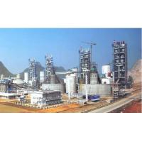 Quality New Type Dry Process Cement Production Line for sale