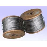 China Galvanized Aircraft Cable on sale