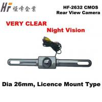 License mounted type rear view camera HF-2603 Parking Sensor