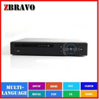 Quality 16channel 720P 1080P CVI Recorder P2P HDMI HD-CVI DVR support Remote Viewing for sale