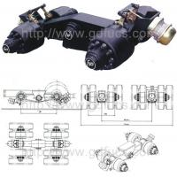 Axle Four-Axle Cantilever Series