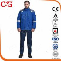 Buy cheap Fire resistant Welding jacket from wholesalers