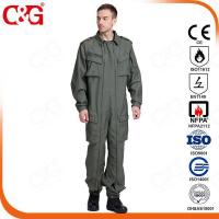 Quality Dupont Nomex IIIA Tanker Suit for sale