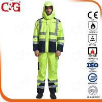 Buy cheap Flame Resistant and Arc Flash Rainwear from wholesalers