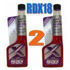 Quality Redex 2 Petrol Additive Fuel Injector Treatment Performance Cleaner 250ml Bottle RDX10 for sale