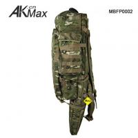 China Military Backpack Field Gun Carrier Pack Multicam Camo 900D Polyester on sale
