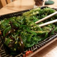 Buy cheap Frozen Japanese Sushi Wakame Seaweed Salad from wholesalers