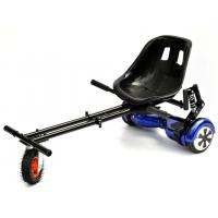 Hoverkart with shock absorber