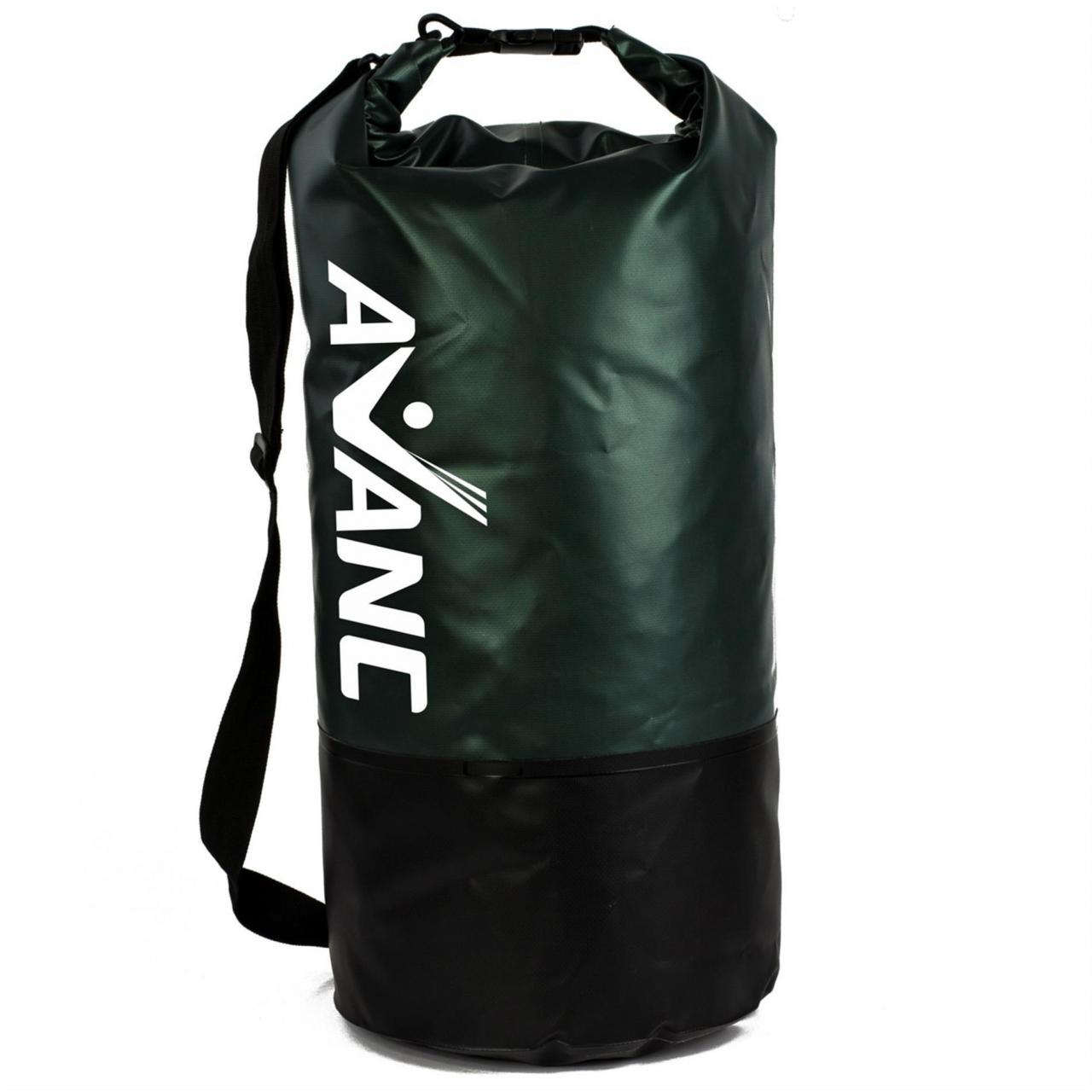 Buy cheap Roll Top Seal Waterproof Bag, Sport Rucksack With Mesh Pocket 35L from wholesalers