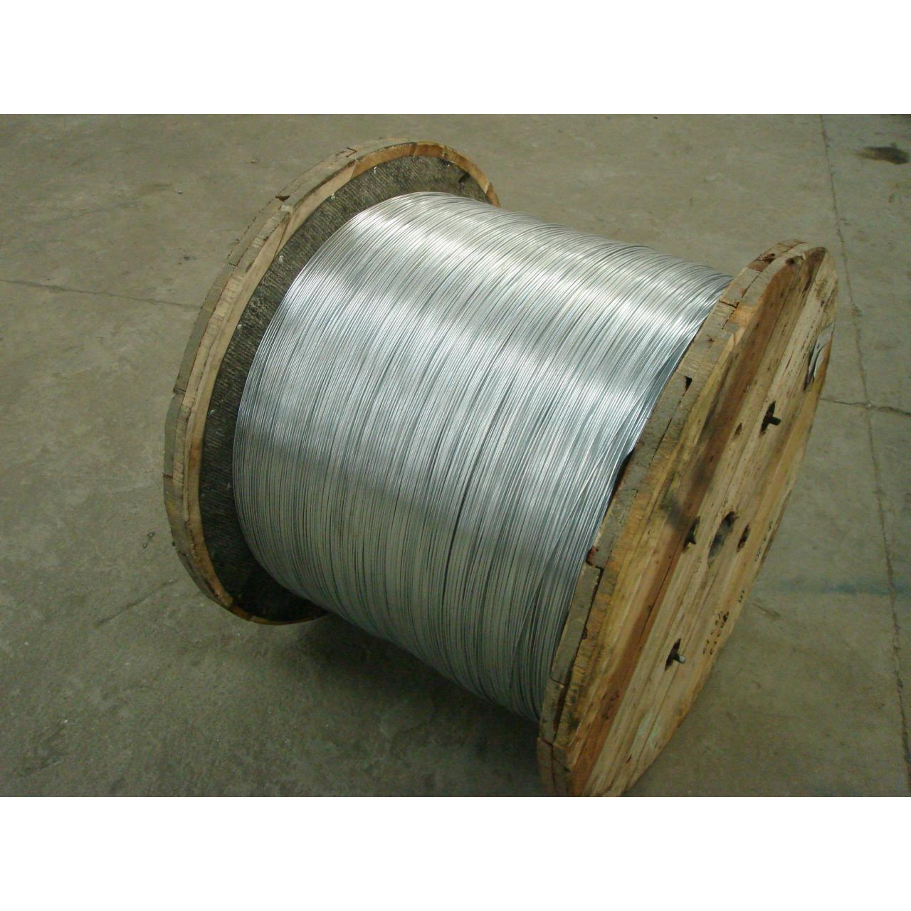 Quality galvanized steel wire IEC standard for sale