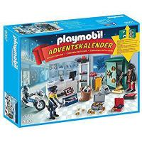 Buy cheap PLAYMOBIL 9007 Advent Calendar - Police mission (jewelry store) from wholesalers