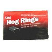 Quality Sausage Stuffers Casings & Jerky Hog Rings for sale