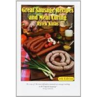 Quality Sausage Stuffers Casings & Jerky Great Sausage Recipes & Meat Curing by Rytek Kutas for sale