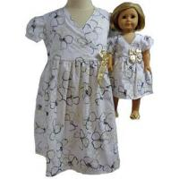 Buy cheap Beautiful Matching Girl and Dolls Clothes Dress Size 6 from wholesalers