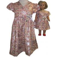 Buy cheap Beautiful Dress Size 8 Matching Girl and Dolls Dress Available from wholesalers