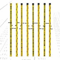Buy cheap High precision Manganese steel ruler from wholesalers