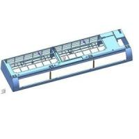 Buy cheap plastic air conditioning vent mould from wholesalers