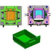 Buy cheap refrigerator drawer mould from wholesalers