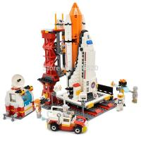 Buy cheap Gifts, Sports & Toys GUDI City Spaceport Space Shuttle Blocks 679pcs Bricks Building Block Sets from wholesalers