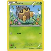 Buy cheap POKEMON SINGLE CARDS Seedot 4/122 Common - Pokemon XY Breakpoint Card from wholesalers