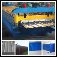 Buy cheap Ce Approved Modern Design Metal Steel Tile Forming Machine from wholesalers
