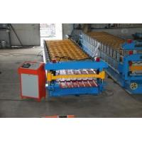 Buy cheap Fully Automatic High Speed Roofing Sheet Cold Rollformer [ 12 Months Warranty] from wholesalers